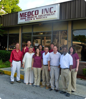 Our Team - Medical Supply Company Jacksonville FL