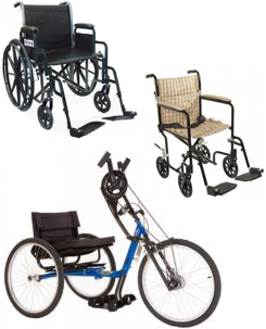 Wheelchairs - Manual Wheelchairs Jacksonville FL