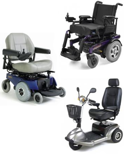 Power Chairs in Jacksonville, FL